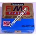 """FIMO CLASSIC- panetto da 56 GR-Colore N.37 """"BLEU"""""""