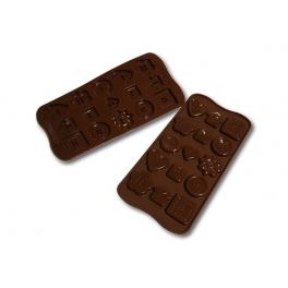 Stampo silicone bottoni
