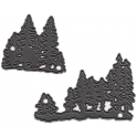 Marianne Design Craftables Tiny`s Pinetrees CR1287