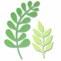 BIGZ DIE - Rametti con foglie BOUQUET FOLIAGE 662605